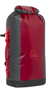 2020 Palm River Trek 75L Dry Back Pack 12348 - Chilli / Jet Grey