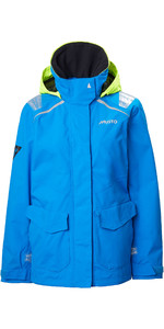 2020 Musto Womens BR1 Inshore Sailing Jacket 81221 - Brilliant Blue