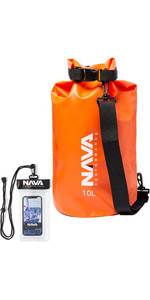 2020 Nava Performance 10L Drybag & Waterproof Mobile Phone & Key Pouch Package Deal