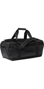 2020 Musto 50L Duffel Bag 86003 - Black