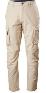 2020 Musto Mens Evolution Deck Fast Dry UV Trousers 81151 - Light Stone