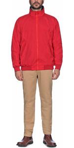 2021 Musto Mens Snug Blouson Jacket 80667 - True Red / True Navy