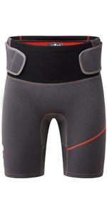 2020 Gill Mens Zenlite 2mm Flatlock Neoprene Shorts 5004 - Graphite