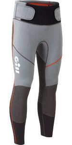 2020 Gill Mens Zenlite 2mm Flatlock Neoprene Trousers 5005 - Steel Grey