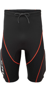 2020 Gill Junior Race Gravity Hiking Shorts RS34J - Black