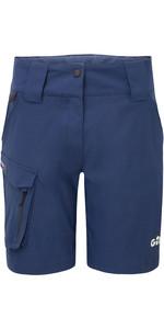 2020 Gill Womens Race Shorts RS42W - Dark Blue