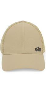 2020 Gill UV Tec Trucker Cap 147 - Khaki