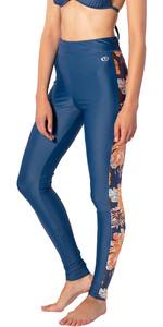 2020 Rip Curl Womens Yardage UV Surf Trousers WLY8YW - Navy