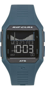 2020 Rip Curl Rifles Mid Tide Surf Watch A1124 - Cobalt