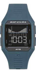 2020 Rip Curl Rifles Mid Tide Surf Watch A1124 - Cobalt
