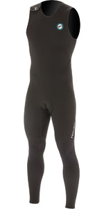 2020 Prolimit Mens 1.5mm SUP Airmax Long John Wetsuit 84450 - Black / Blue