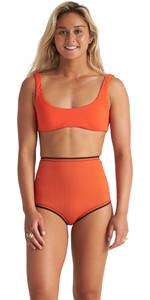 2020 Billabong Womens Hightide 1mm Neoprene Shorts S41G56 - Samba