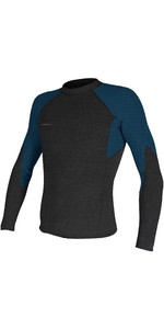 2020 O'Neill Mens Hyperfreak 1.5mm Long Sleeve Neo Top 5288 - Acid Wash / Abyss