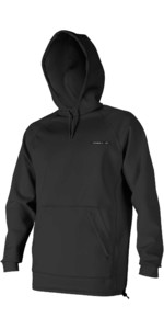 2020 O'Neill Mens Long Sleeve Neoprene Hoody 5401S - Black