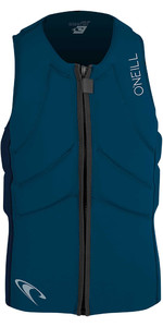 2021 O'Neill Mens Slasher Kite Impact Vest 4942EU - Ultra Blue / Abyss