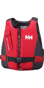 2018 Helly Hansen 50N Rider Vest / Buoyancy Aid RED 33820