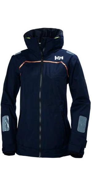 2019 Helly Hansen Womens HP Foil Jacket Navy 33887