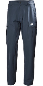 2019 Helly Hansen QD Cargo Trousers Navy 33996