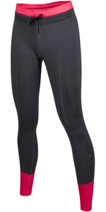 2020 Mystic Womens Diva 2mm Neoprene Trousers 200076 - Phantom Grey