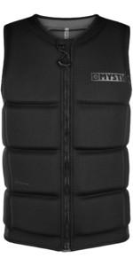2020 Mystic Mens Star Impact Vest Front Zip 200182 - Black