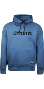 2020 Mystic Mens Brand Hood Sweat 190035 - Denim Blue