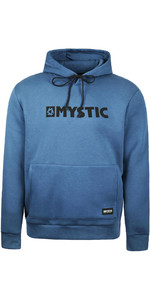 2020 Mystic Mens Brand Hood Sweat 190035 - Denim Blue