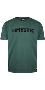 2020 Mystic Mens Brand T-Shirt 190015 - Deep Ocean