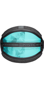 2020 Mystic Majestic Kite Waist Harness 190109 - Black / Mint