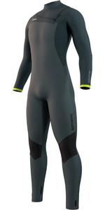 2021 Mystic Mens Majestic 5/3mm Front Zip Wetsuit 210056 - Dark Leaf