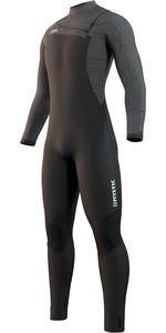 2021 Mystic Mens Majestic 3/2mm Front Zip Wetsuit 210058 - Black