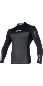 2021 Mystic Mens Star 2mm Long Sleeve Wetsuit Top 210140 - Black