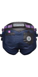 2021 Mystic Passion Womens Seat Harness 190116 - Purple