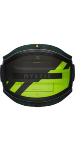 2021 Mystic Majestic X Waist Harness No Bar 210117 - Dark Leaf