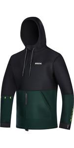2021 Mystic Voltage Sweat 4mm Neoprene Hoodie 210130 - Dark Leaf