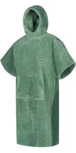 2021 Mystic Teddy Change Robe / Poncho 210133 - Sea Salt Green