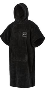 2021 Mystic Teddy Change Robe / Poncho 210133 - Black