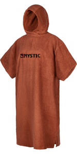 2021 Mystic Regular Change Robe / Poncho 210138 - Rusty Red