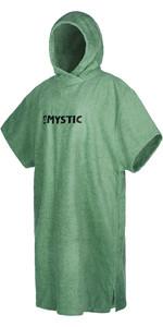 2021 Mystic Regular Change Robe / Poncho 210138 - Sea Salt Green