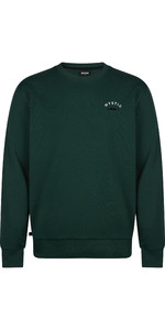 2021 Mystic Mens The Zone Sweatshirt 210208 - Cypress Green