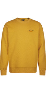 2021 Mystic Mens The Zone Sweatshirt 210208 - Mustard
