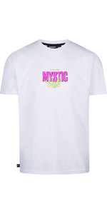 2021 Mystic Mens Foolish T-Shirt 210222 - White
