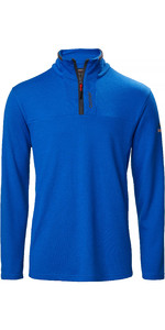 2020 Musto Mens Sardinia 1/2 Zip Fleece 82018 - Olympian Blue