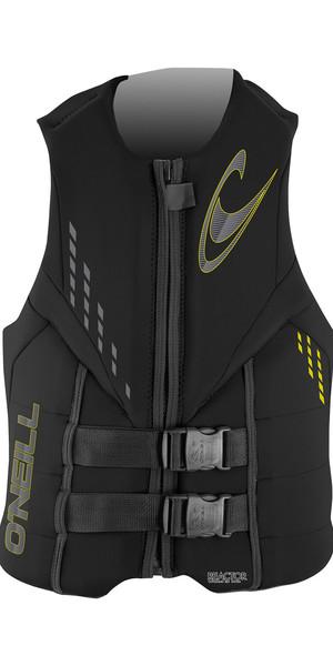 2019 O'Neill Mens Reactor ISO Impact Vest Black 3984EU