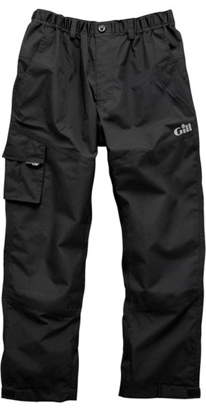2018 Gill Waterproof Sailing Trousers in Graphite 4362