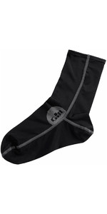2019 Gill Stretch Drysuit Sock in BLACK 4516