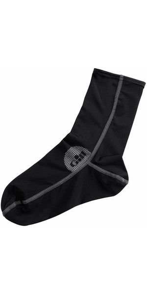 2018 Gill Stretch Drysuit Sock in BLACK 4516