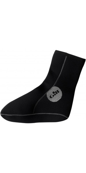 2018 Gill 3mm Neoprene Socks BLACK 4517