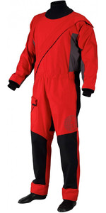 2019 Gill Pro Front Zip Drysuit Red 4802
