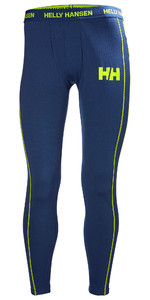 2019 Helly Hansen Mens Lifa Active Base Layer Trouser Navy 48312