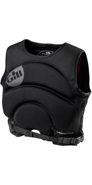 2018 Gill Compressor Vest in Black 4914